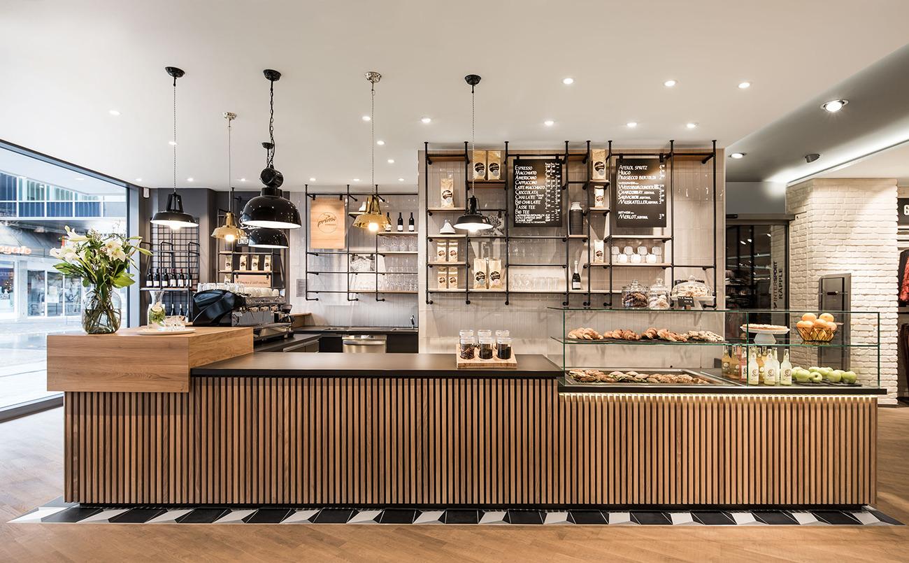 Primo Cafe Bar Dia Dittel Architekten