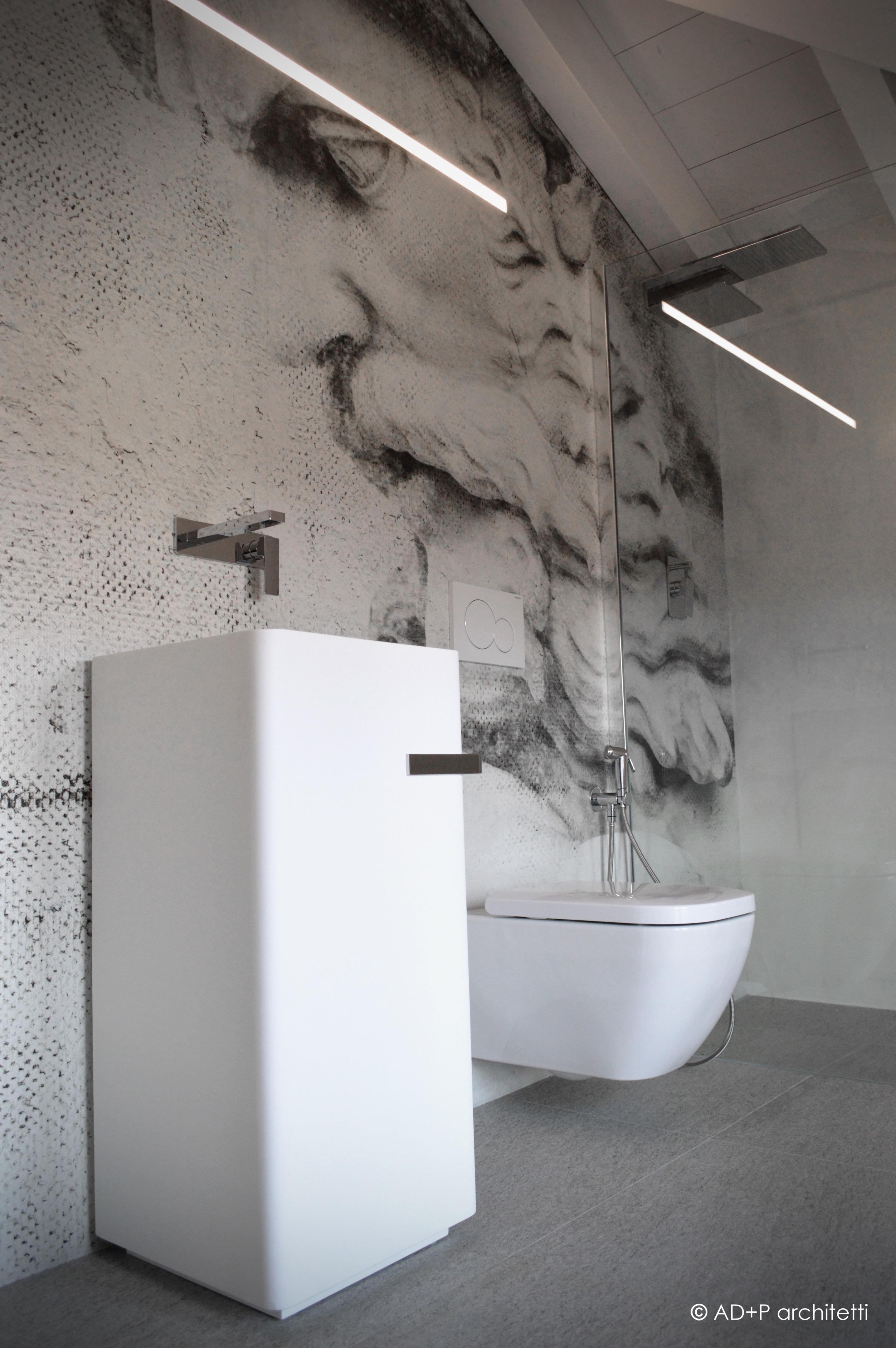 Ad P Architetti attico a bergamo   ad+p architetti