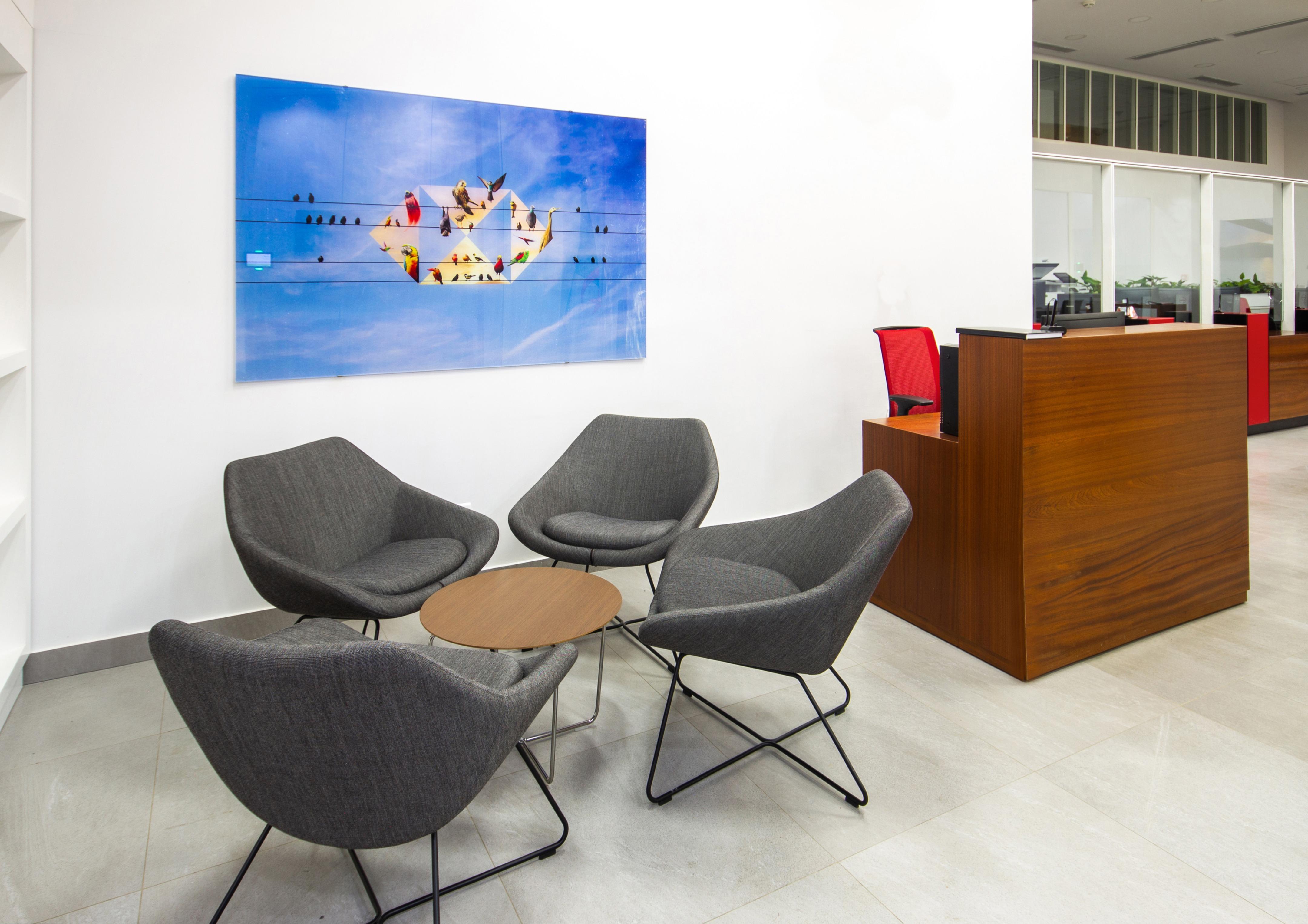 Design Furniture Bab Ezzouar hsbc headquarters in algiers   lounès messaoudi