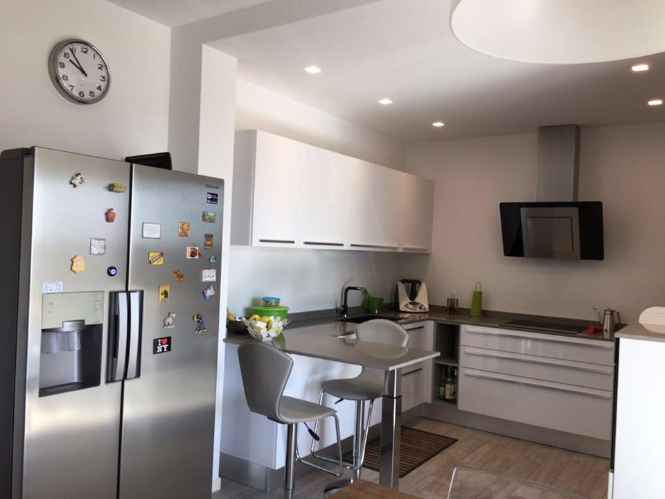 Cucina modello Noemi di Cucine LUBE | Mobili e Mobili ...