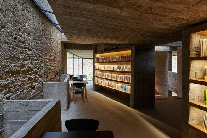 Xiadi Paddy Field Bookstore of Librairie Avant-Garde