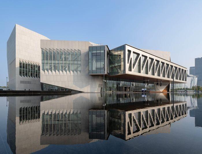 The Tianjin Juilliard School (TJS)