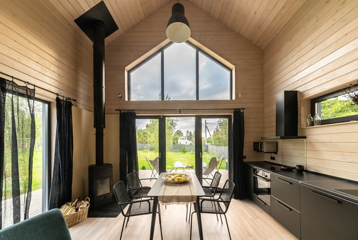 Architects' Barnhouse