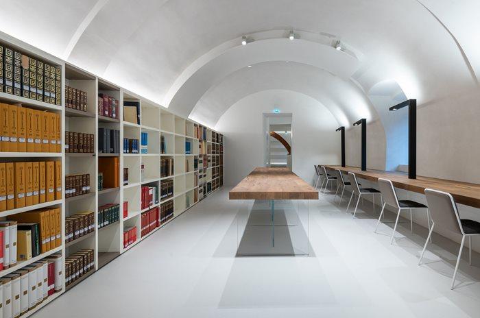 Biblioteca Moderna - Monastero di Camaldoli