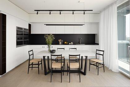 ONE   Linear kitchen