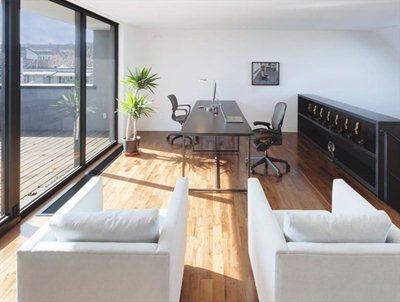 Maison E3: a blend of geometric rigour and quality of life