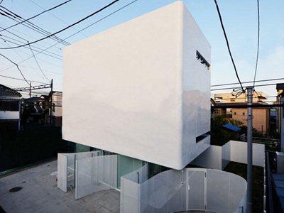 Norisada Maeda Atelier's Torus House in Japan