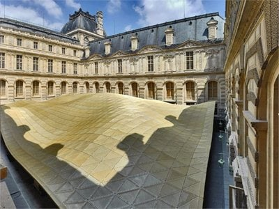 The New Department of Islamic Arts of the Louvre opens to the public