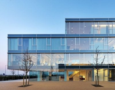 The new Bentini Headquarters: rational architecture inspired by the Bauhaus movement