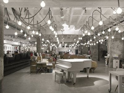 "Belgrade: ""Supermarket Concept Store"" by Remiks Architects"