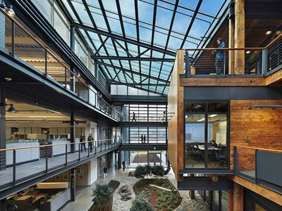 One of the 10 most sustainable buildings in the world is in Seattle