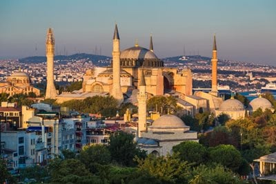 Istanbul: Hagia Sophia Basilica to become Mosque once again