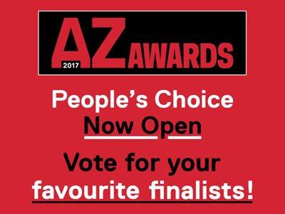 AZ Awards 2017: Meet the Finalists