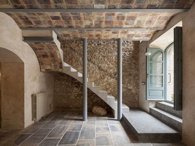 Casa Friedman by Guim Costa Calsamiglia in Girona Spain