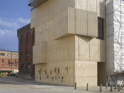 Berlin inaugurates the Museum for architectural drawings