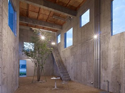 Hiroshima: Suppose Design Office's House in Yagi project