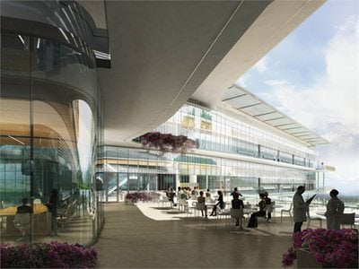HOK Team Selected to Design New Global Hub for Biomedical Research in Italy