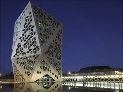A monolithic multi-faceted prism for the Civic Centre of Córdoba