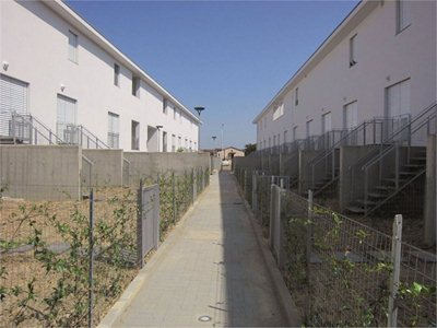 """The residential complex """"Low Cost Housing for young families"""""""