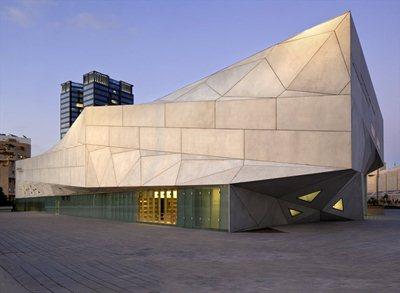 Tel Aviv Museum of Art: la nuova ala firmata Preston Scott Cohen