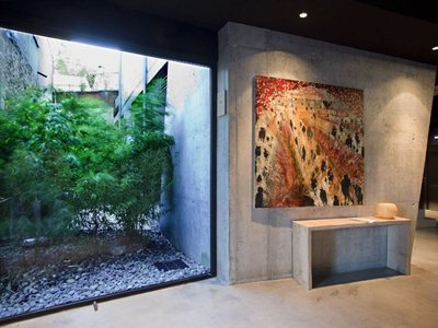 Spain: a deconstructivist façade for the Hotel Viura