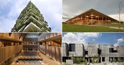 RIBA International Prize 2018 - shortlist announced