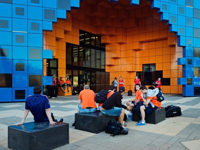 Wanangkura Stadium: the 'mirage' designed by ARM Architecture