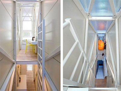 Etgar Keret 's House in Warsaw is the world's thinnest house