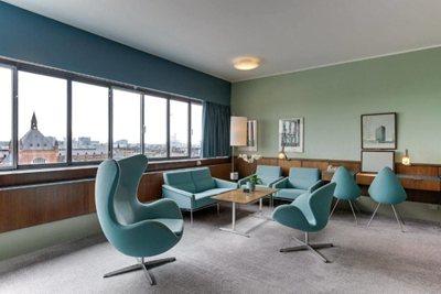 Arne Jacobsen, a total Designer