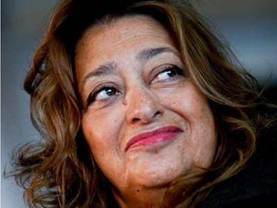 "Zaha Hadid speaks out against ""misogynist behaviour"" in UK"