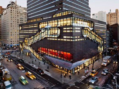 SOM-Designed New School Campus building inaugurated in New York