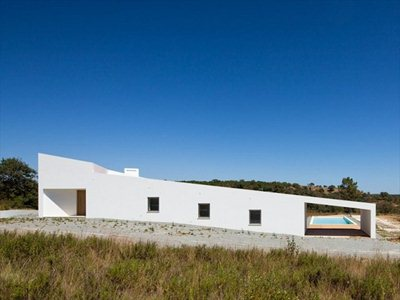 Portugal: House in Odemira by Vitor Vilhena Arquitectura