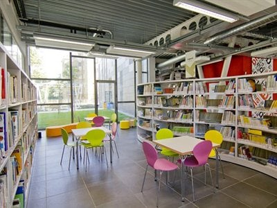 Emilia Romagna: the two libraries designed by Area Progetti