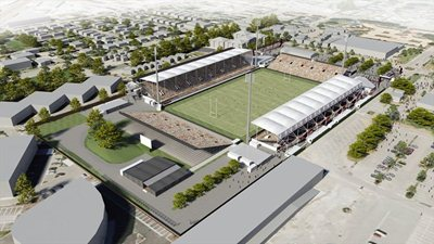 The re-birth of Christchurch: the new stadium designed by Populous