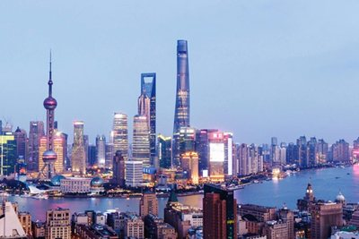 Shanghai Tower is now the Second-Tallest Building in the World