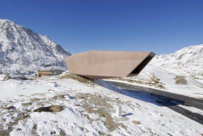 Un cannocchiale tra le Alpi: il Museo del Passo del Rombo