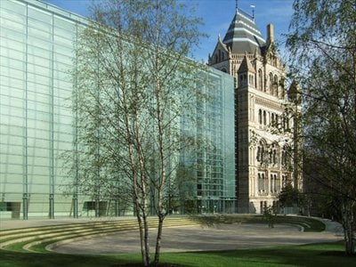 C. F. Møller Architects' Darwin Centre in London