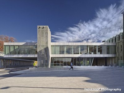 OMA's Milstein Hall receives 2013 AIA Institute Honor Award for Architecture