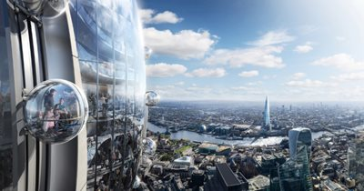 The Tulip: a new public cultural and tourist attraction proposed for the City of London