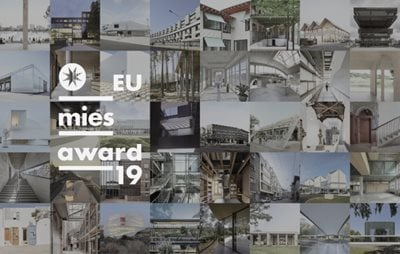 The Jury shortlists the 40 works of the EU Mies Award 2019