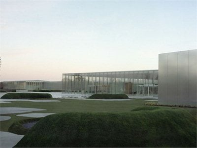 France: SANAA's Louvre-Lens Museum has been completed