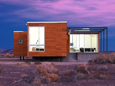 Rondolino Residence: the prefabricated house designed by Nottoscale