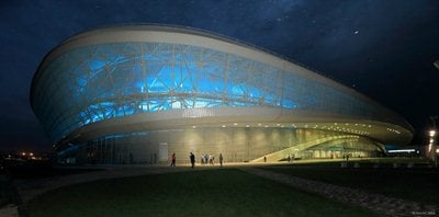 Travelling with an Architect: Sochi Winter Games