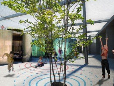 Cavezzo: Renzo Piano chooses Carlo Ratti architects' project