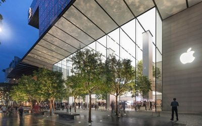 Apple Orchard Road – the first Apple Flagship in Singapore opened