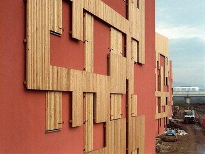 Brescia: 5+1 AA Alfonso Femia Gianluca Peluffo's social housing