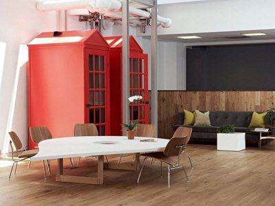 'Check in' at New York: this time in the Foursquare offices