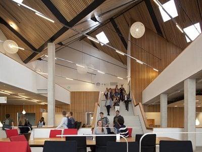 Amsterdam University College wins the Amsterdam Architecture Prize 2013