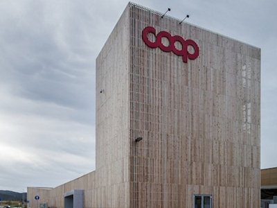 The 'carbon free' COOP Superstore in Orbetello Tuscany by Studio Giorgieri