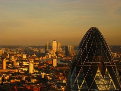 Foster's Gherkin tower up for sale for £650m